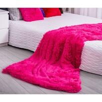 Pătură Domarex Corona, roz, 150 x 200 cm
