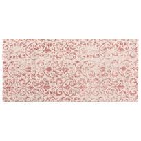 Asztali futó, piros, 40 x 90 cm