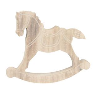 Dakls Dřevěný houpací koník