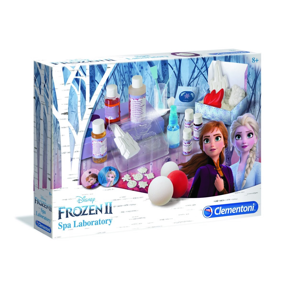 Clementoni Spa laboratoř Frozen 2
