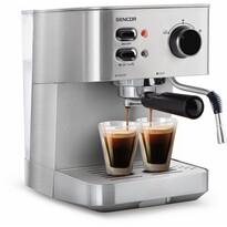 Sencor SES 4010SS espresso pákové, nerez