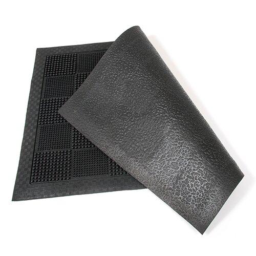 Kültéri lábtörlő Pin squares, 40 x 60 cm