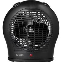 ECG TV 30 Black horkovzdušný ventilátor, černá