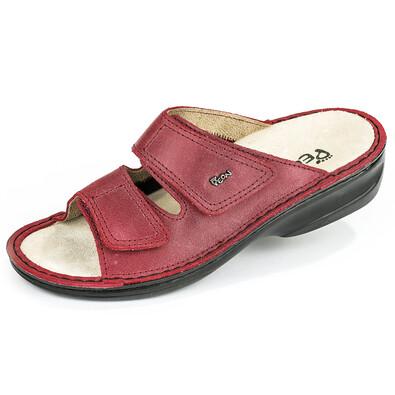 Peon dámské pantofle MJ3701 červená, vel. 42