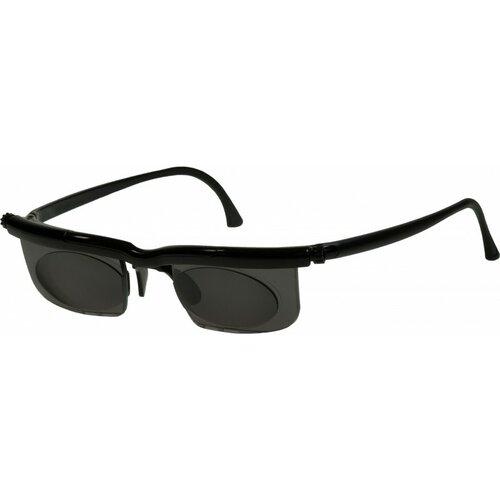 Modom Nastavitelné dioptrické brýle Adlens, černé KP203