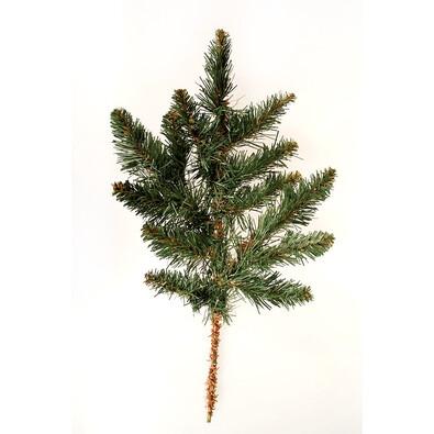Umělá větev smrková, v. 47 cm, zelená