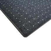 Kusový koberec Udinese antracit, 60 x 110 cm