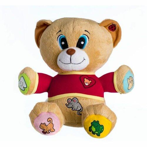 Teddies Mluvící medvěd Tedík, 30 cm