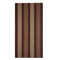 New háztartási törölköző, barna, 50 x 100 cm