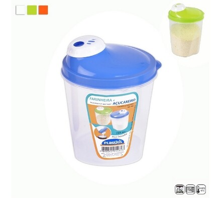 Zásobník na potraviny s dávkovacím víčkem 2,2l
