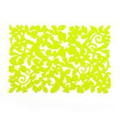 Prostírání plstěné zelená, 45 x 30 cm, sada 4 ks