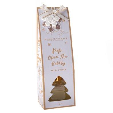 Home Fragrance Dyfuzor zapachowy Holly Christmas and snow, 100 ml