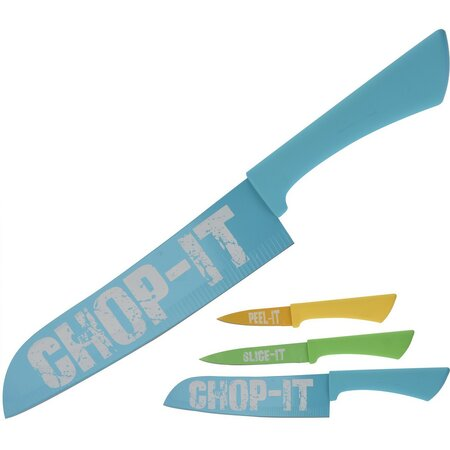 3-częściowy zestaw noży Chop-it