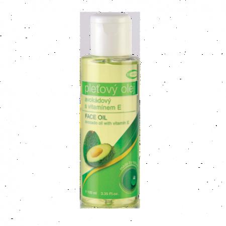 Topvet Pleťový Avokádový olej, 100 ml