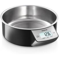 Sencor SKS 4030BK digitální kuchyňská váha, černá