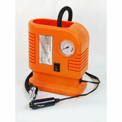 Autokompresor, SH 250, Sharks, oranžová
