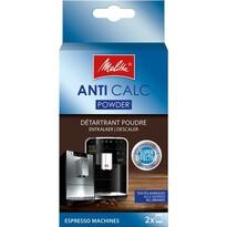 Melitta Práškový odvápňovač pro automatické kávovary, 2 ks