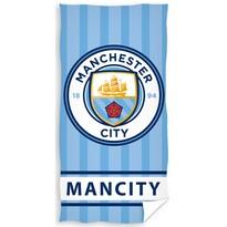Ręcznik kąpielowy Manchester City - Mancity, 70 x 140 cm