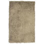 Koupelnová předložka Rasta Micro bílá káva, 50 x 80 cm