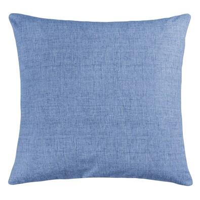 Polštářek Rita UNI světle modrá, 40 x 40 cm