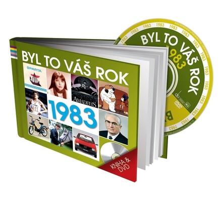 Byl to váš rok 1983, DVD+kniha