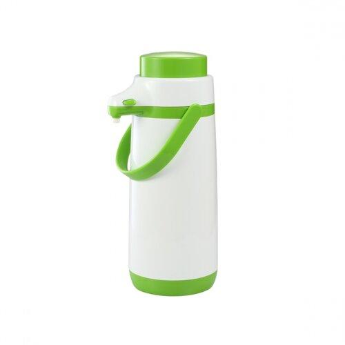 Tescoma Termoska s pumpičkou FAMILY COLORI, 1.7 l, zelená