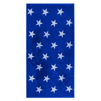 Prosop Stars albastru