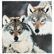 Deka Home & styling Wolves, 140 x 160 cm