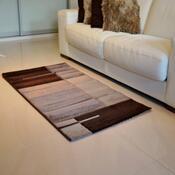 Kusový koberec Hawaii 1310 Brown, 80 x 300 cm