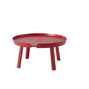 Konferenční stolek Around velký, červený