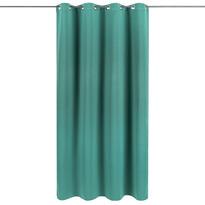 Zatemňovací závěs Arwen zelená, 140 x 245 cm