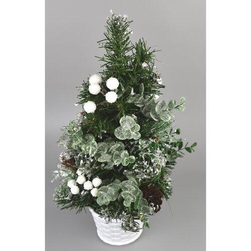 Vianočný stromček Seymour, 40 cm