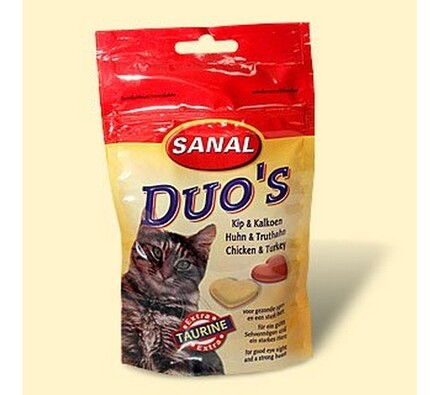 Sanal Duo's kuře/krůta 50 g