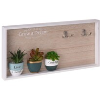 Skříňka na klíče Green Spirit, 40 x 20 cm