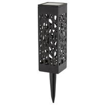 Rabalux 8949 Mora Solárne LED zapichovacie svietididlo, čierna