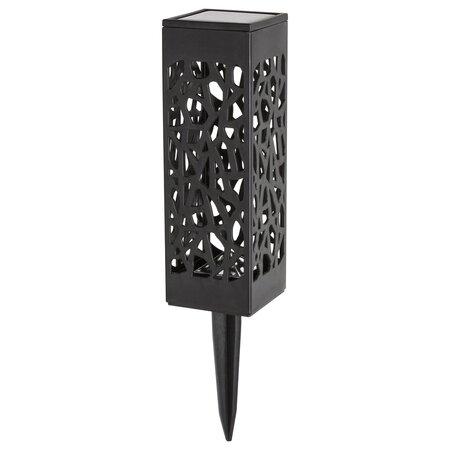 Rabalux 8949 Mora Solární LED zapichovací svítidlo, černá