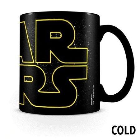 Star Wars Proměňovací hrnek 315 ml, černá