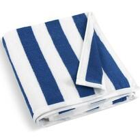 Ręcznik plażowy niebieski, 100 x 150 cm