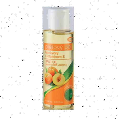 Topvet Pleťový Broskvový olej, 100 ml