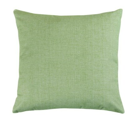 Polštářek Rita UNI zelená, 40 x 40 cm