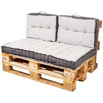 Pallet ülőke raklapokra/kültéri használatra, 80 x 120 cm