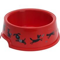 Miska dla domowych czworonogów Cane, czerwony, śr. 16,5 cm