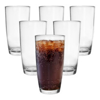 Orion Sada plastových pohárov PIKNIK 0,5 l, 6 ks