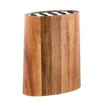 Toro Blok na nože z agátového dreva, hnedá