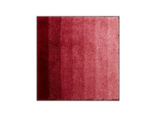 Koupelnová předložka Grund RIALTO vínová, 60 x 60 cm