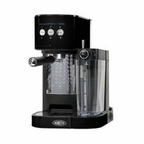 Boretti B400 espresso karos kávéfőző, fekete