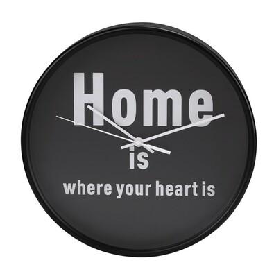 Hama nástěnné hodiny Home HG-260
