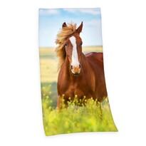 Osuška Horse Freedom, 75 x 150 cm