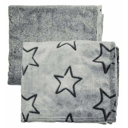 Deka Comfort Hviezdy, 130 x 160 cm