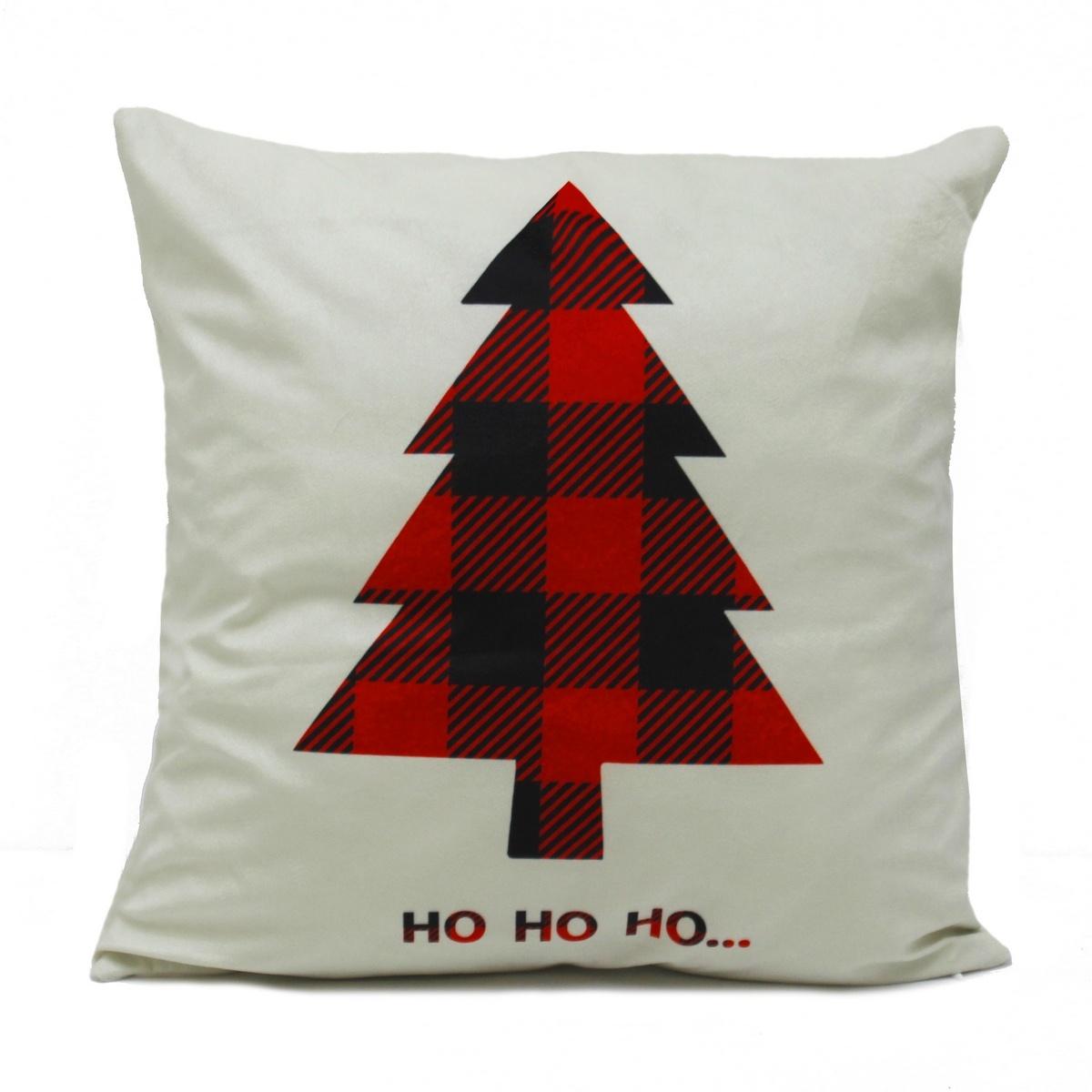 Domarex Vankúšik Vianočný stromček, 45 x 45 cm